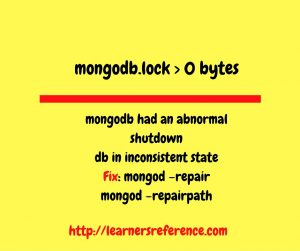 learnersreference_mongob_lock_not_zero_bytes