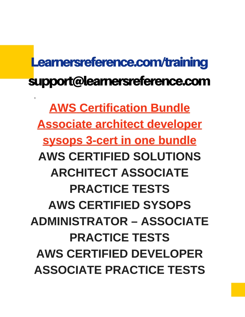 Free Professional Resume Aws Developer Certification Dumps