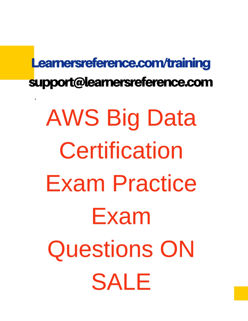 Aws certified solutions architect associate exam dumps big data certification practice tests 1betcityfo Images