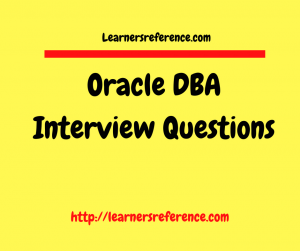 interview question database