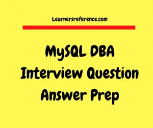 Oracle Dba Interview Questions And Answers Book